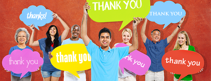 how to thank your customers