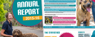 Animal Welfare League NSW 2016 Annual Report