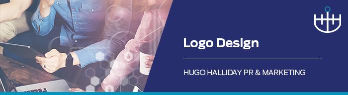 logo designer sydney_hugo halliday pr and marketing