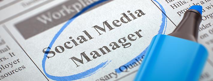 should I hire a social media manager