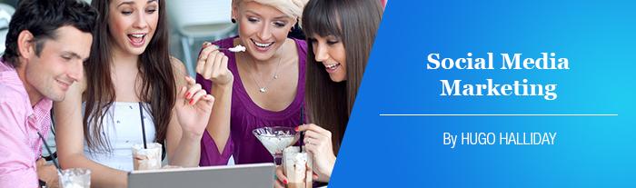 social media marketing header