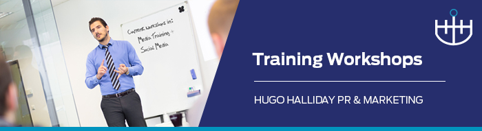 training-workshops_hugo halliday pr and marketing sydney