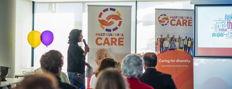 multicultural care nonprofit rebrand