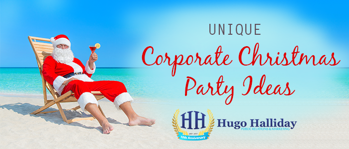 Unique Corporate Christmas Party Ideas