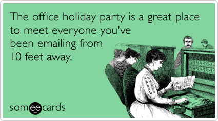 Our Christmas party event planner services are here to help!