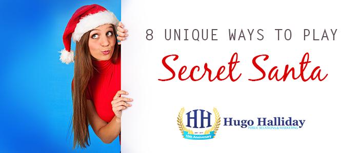 unique ways to play secret santa