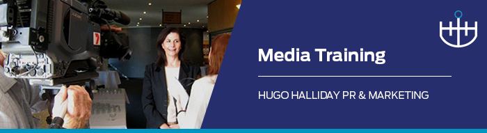 Media Training Sydney_Hugo Halliday PR and Marketing