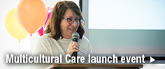Multicultural care launch event management