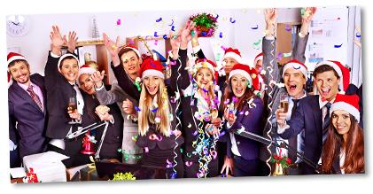5 Unique Corporate Christmas Cards Hugo Halliday Blog