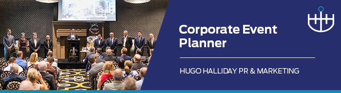 corporate event planner sydney_hugo halliday pr and marketing