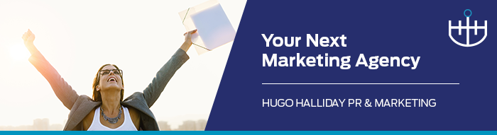your-next-marketing-agency-hugo-halliday pr and marketing