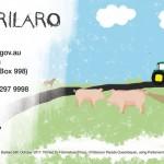 John Barilaro Education Brochure back