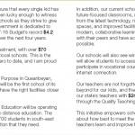John Barilaro Education Brochure pg 2