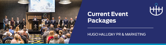 event planning packages_hugo halliday pr and marketing sydney