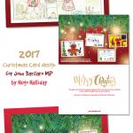 2017 John Barilaro Christmas Card