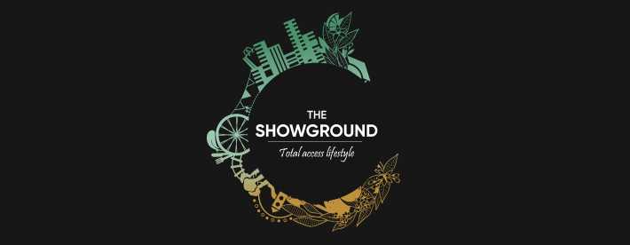 The Showground development Branding Case Study
