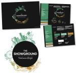 The Showground Branding Example