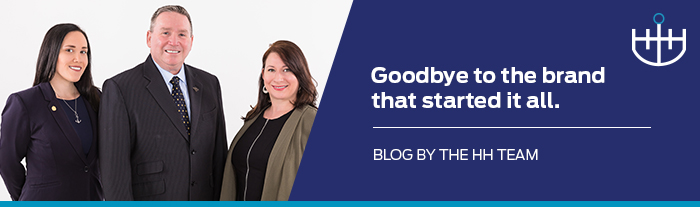 Hugo Halliday rebrand_goodbye to the brand that started it all
