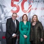 Mastercom 50th anniversary gala